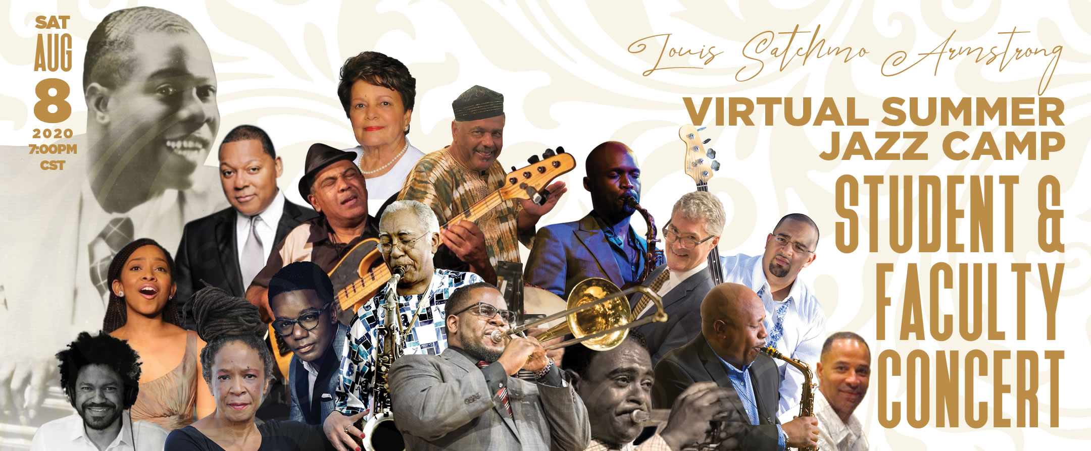 Virtual Summer Jazz Camp Student & Faculty Concert